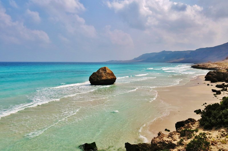 SOCOTRA - THE LOST ISLAND